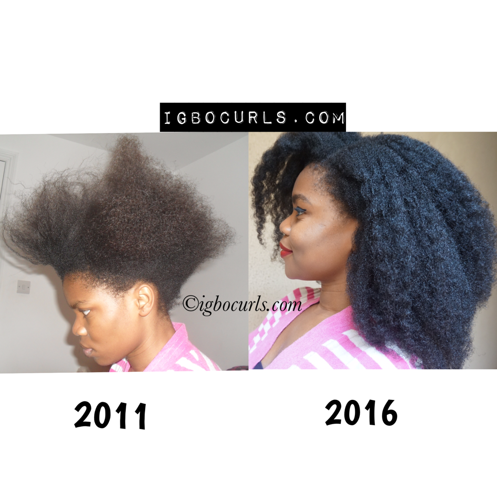 How To Make Natural Hair Stronger